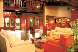 Hosteria Posta Sur • Lobby