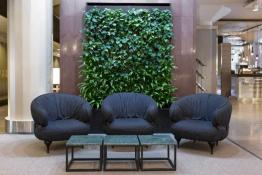 Scandic Grand Marina Hotel • Lobby Lounge