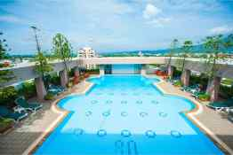 Park Hotel Chiang Mai • Pool