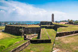 Dutch Fort • Galle, Sri Lanka