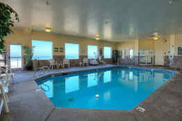 Elizabeth Oceanfront Suites • Pool/Hot Tub