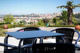 Hotel D. Luís - Coimbra • Terrace