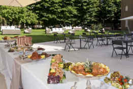 ATH Green Park Hotel Pamphili • Oasis Restaurant
