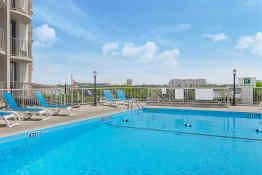 Holiday Inn Charleston-Riverview - Pool