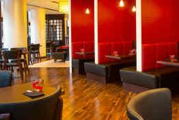 Holiday Inn Abu Dhabi • Restaurant