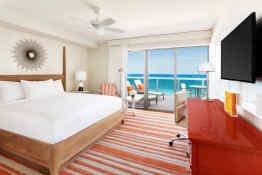 Hilton Cabana Miami Beach, Oceanfront King Guestroom