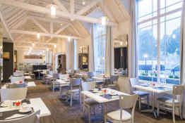 Inn on the Square • Restaurant