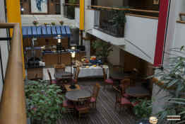 Hotel Lindbergh - Breakfast Area