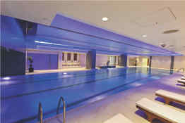 Leonardo Royal Hotel London Tower Bridge • Pool