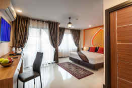 Casa Marocc Hotel by Andacura • Deluxe Room