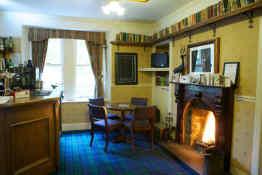 Loch Kinord Hotel - Lounge