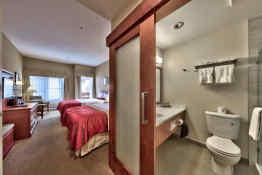 Sun Peaks Lodge • Guest Room