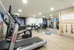 Catalonia Park Putxet Hotel - Gym
