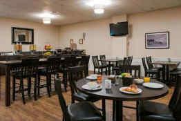 Thompson Hotel & Conference Centre • Breakfast Area