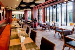 Aspery Hotel • Restaurant
