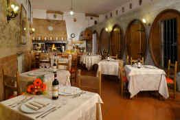 Fattoria degli Usignoli • Restaurant