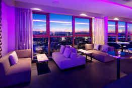Radisson Blu Latvija Hotel • Skyline Bar