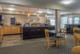 Acadia Inn - Breakfast Area