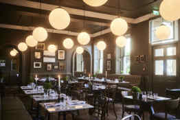 Abbey Hotel Bath • Restaurant