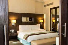 Holiday Inn Abu Dhabi • Suite