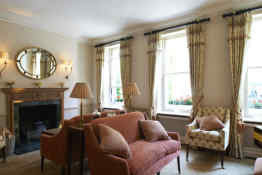Durrants Hotel • Suite Sitting Room