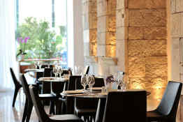 Athenaeum Grand Hotel • Dining
