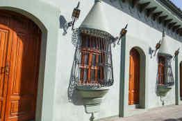 Colonial house in Granada