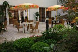 Star Inn Hotel Budapest Centrum • Terrace
