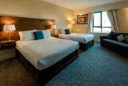 Ocean Sands Hotel • Triple