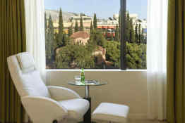 Athens Avenue Hotel • Room View