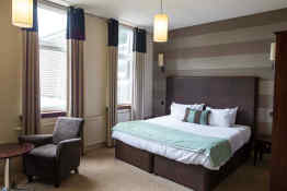 Rosslea Hall Hotel - Guest Room
