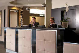 Jurys Inn Christchurch Dublin • Reception