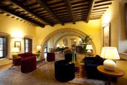 Castello di Baccaresca - Lounge