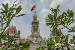 City Hall Saigon