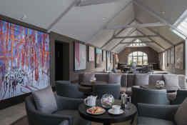 Twr y Felin Hotel • Oriel Lounge