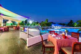 Hilton Cartagena, Pizzas al Forno