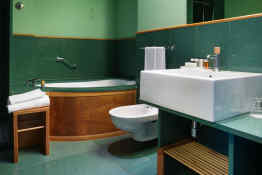 Towers Hotel Stabiae Sorrento Coast • Superior Bathroom
