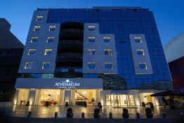 Athenaeum Grand Hotel • Exterior