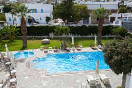 Polos Hotel Paros • Pool