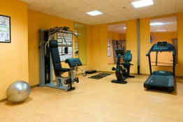 ATH Green Park Hotel Pamphili • Fitness Center