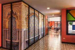 Casa Marocc Hotel by Andacura • Restaurant