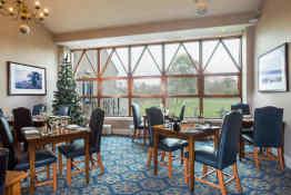 Seiont Manor Hotel • Restaurant