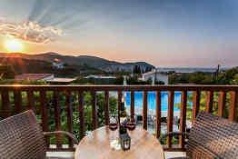 Skopelos Holidays Hotel • Balcony
