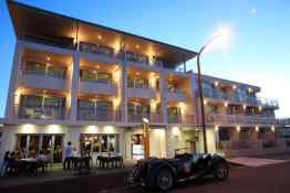 The Crown Hotel Napier