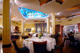 The Duke Hotel Roma • Dining