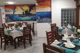 Hotel Deja Vú - Restaurant