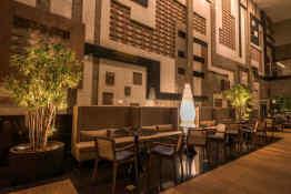 Hotel Gran Marquise • Lobby Bar