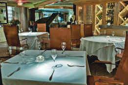 Listel Whistler Hotel • Restaurant