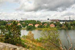Djurgarden Canal