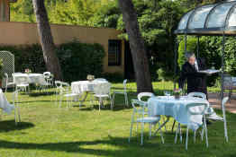 Hotel Cristoforo Colombo • Outdoor Dining